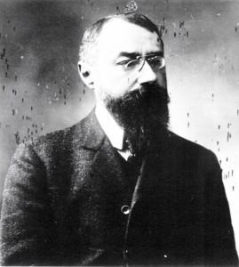 Francis Jammes en 1908
