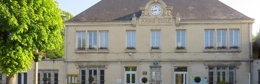 photo de la mairie de Bucy-le-Long