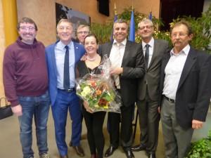 2017- VOEUX mairie BUCY (72)