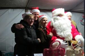 Marché de Noël décembre 2015