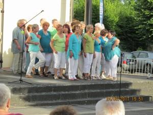 les chorales 24 juin