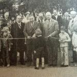 Inauguration de l'école maternelle Francis Jammes