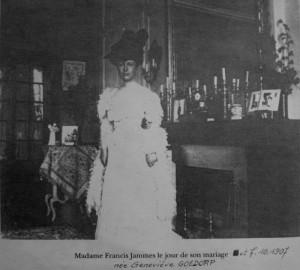madame Francis Jammes