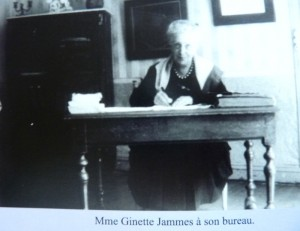 Ginette Jammes