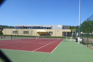 tennis découverts