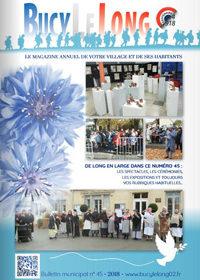 bulletin municipal n°45 - 2018