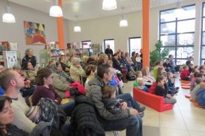 Noël Bibliothèque décembre 2015